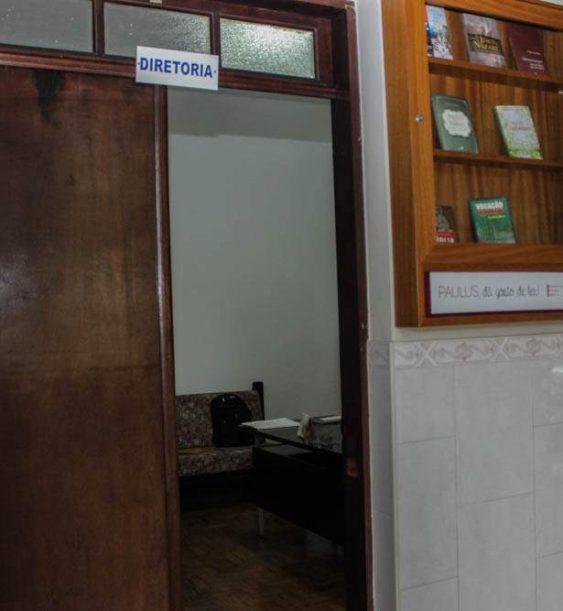 Sala da Direção ITESP
